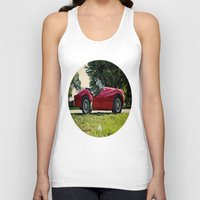 Room For Two Unisex Tank Top