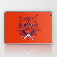 Hell Kitten Laptop & iPad Skin