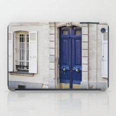 Blue Door iPad Case