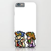 Final Fantasy II - Cecil and Rosa iPhone 6 Slim Case