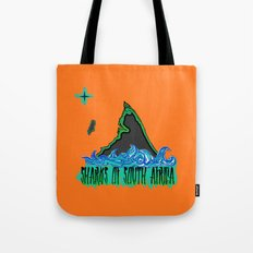Sharks Of South Africa Tote Bag