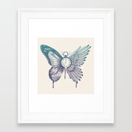 Framed Art Print - Metamorph  - Norman Duenas
