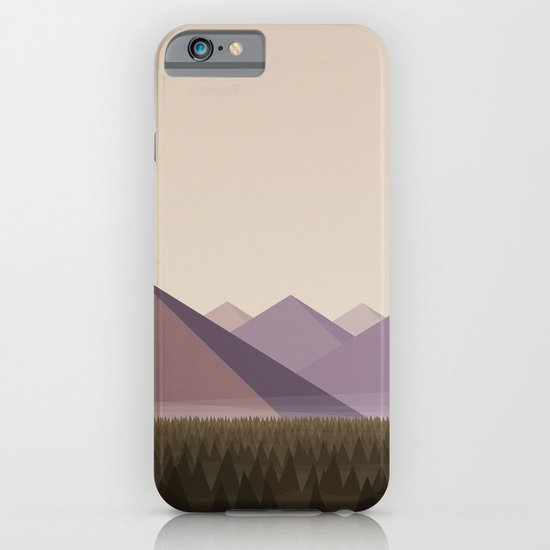 Twin Peaks - James' Valley View iPhone & iPod Case
