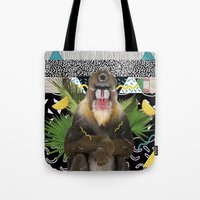 MANDRIL Tote Bag