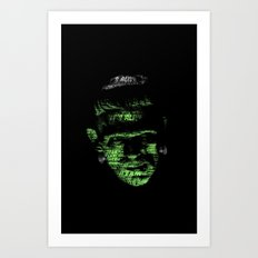 It's Alive! Art Print