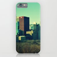 iPhone & iPod Case featuring Chicago by Brittany Hart
