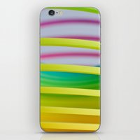 Rainbow Spring 8 iPhone & iPod Skin