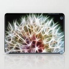 Fractal dandelion iPad Case