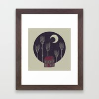Another Night Framed Art Print