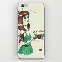 Leilani Joy iPhone & iPod Skin