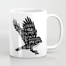 Other People's Futures - The Raven Boys Mug