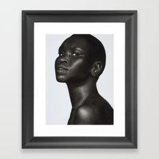 2: Rhinoceros Women Seri… Framed Art Print