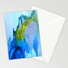 Flickering Cup - Light in the Caves Stationery Cards