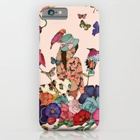 iPhone & iPod Case featuring Color Splash by annabours