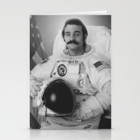 Bill Murray Is An Astron… Stationery Cards