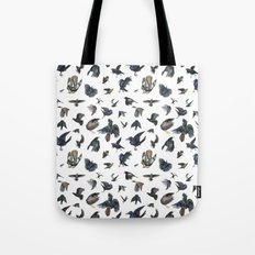 Four and Twenty Blackbirds Tote Bag