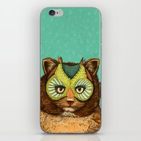 OwlCat iPhone & iPod Skin