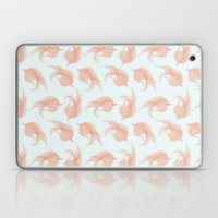 Draw the bird Laptop & iPad Skin