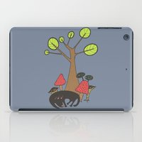 Let Sleeping Dogs Lie iPad Case