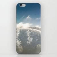 I Will Fly Away Someday iPhone & iPod Skin