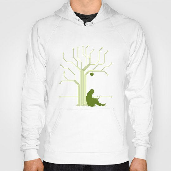Apple CircuiTree Hoody