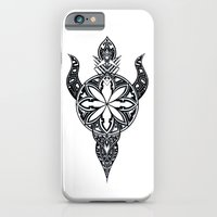 Flower of the sun iPhone 6 Slim Case