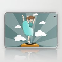 dance! dance! dance!!! Laptop & iPad Skin
