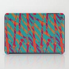 TORN STRIPES iPad Case