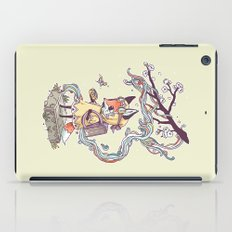 Little Explorer iPad Case