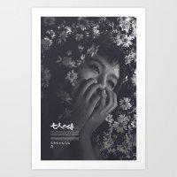 Seven Samurai Movie Post… Art Print