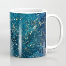 Star Map : City Lights Mug
