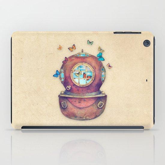 Inner Space iPad Case