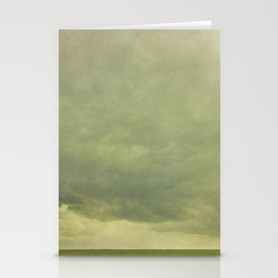 stormfront  Stationery Card