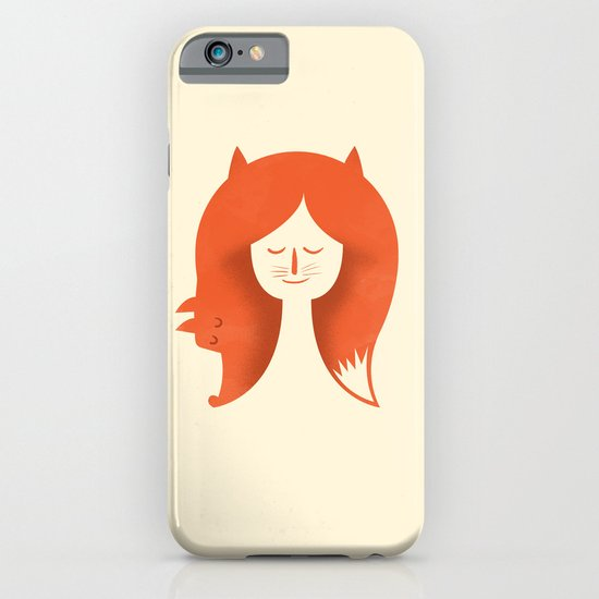 Foxy Lady iPhone & iPod Case