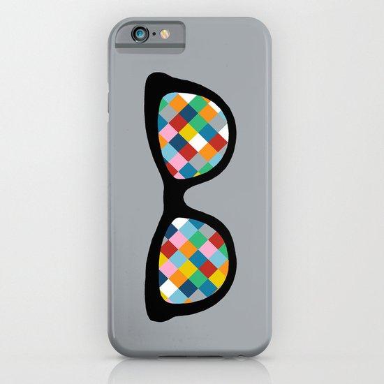 Diamond Eyes iPhone & iPod Case