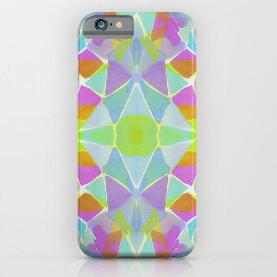 Chroma Lime iPhone & iPod Case