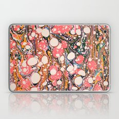 Retro Marbled Paper Pepe… Laptop & iPad Skin