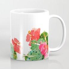 scratched cactus Mug