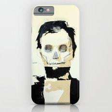Abraham Lincoln (skull) Slim Case iPhone 6s