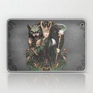 House Of Loki: Sons Of M… Laptop & iPad Skin