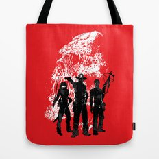 Waiting For The Dead Tote Bag