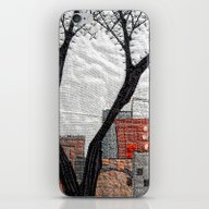Urban Landscape I iPhone & iPod Skin