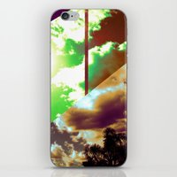 Cut Down The Day The Day The Day iPhone & iPod Skin