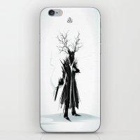 Walk Ten Paces iPhone & iPod Skin