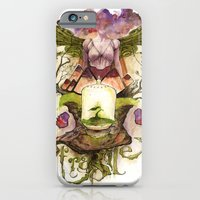 iPhone & iPod Case featuring The Genesis by Joshua Kulchar