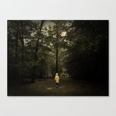 Wonder Canvas Print