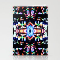 UV GODDESS MANDALA  Stationery Cards