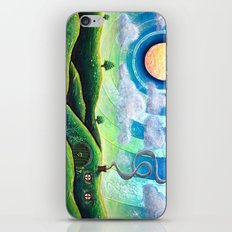 The Shire iPhone & iPod Skin