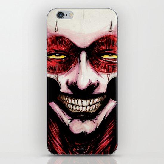 Arlecchino AD.2010 iPhone & iPod Skin