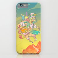 iPhone & iPod Case featuring FURY by Fightstacy